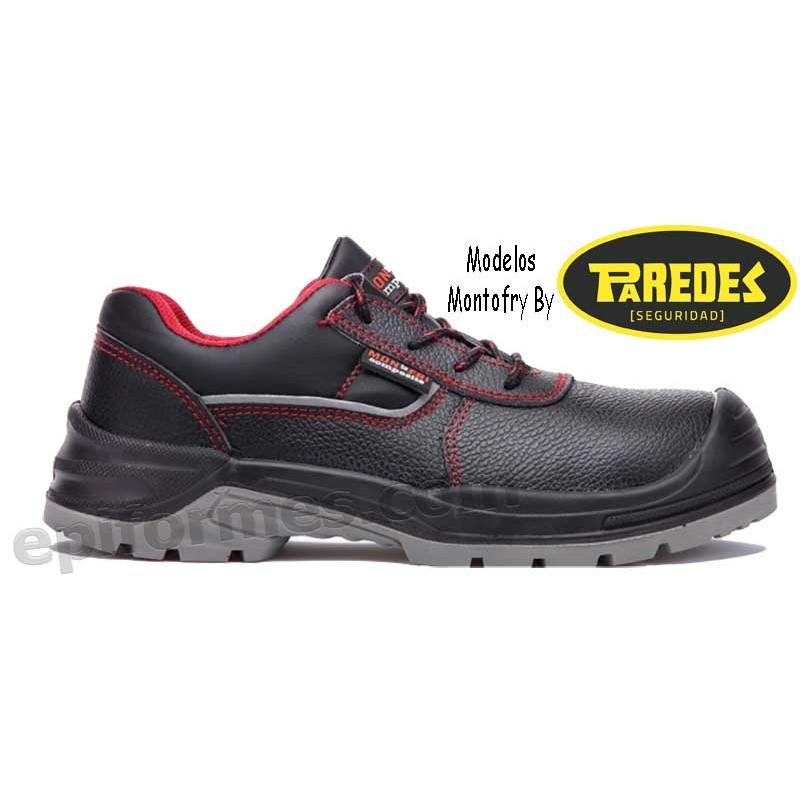 Zapato  De Seguridad Fenix
