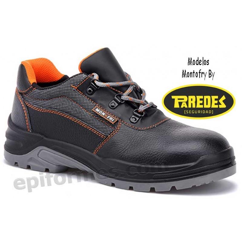 .Zapato  De Seguridad Fenix