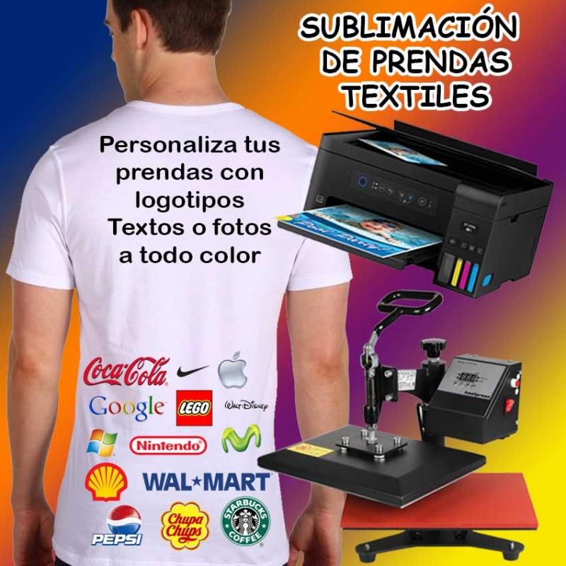 .Sublimación textil