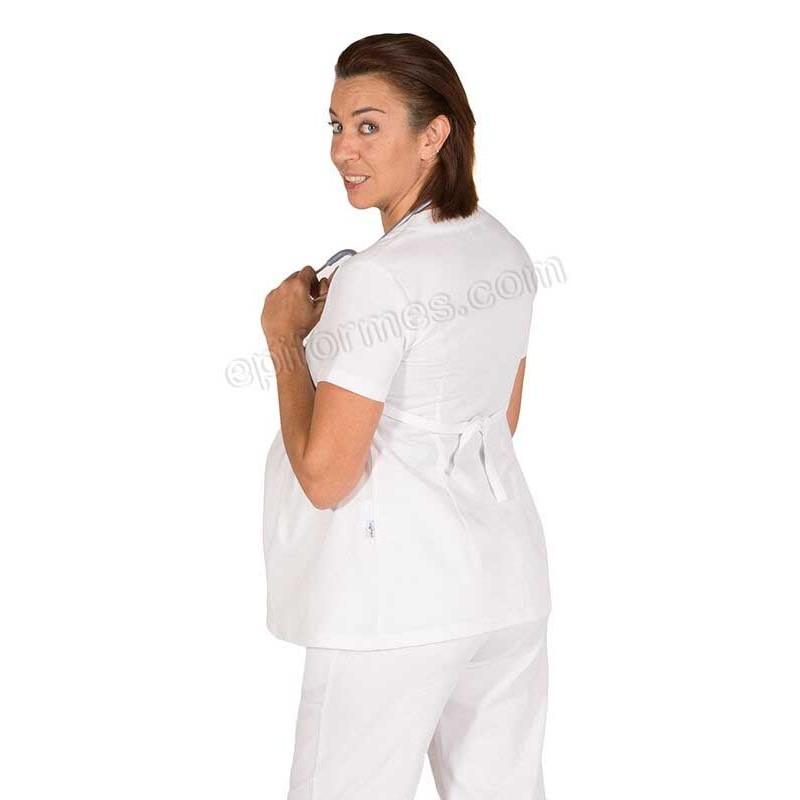 Blusa sanitaria de Premamá
