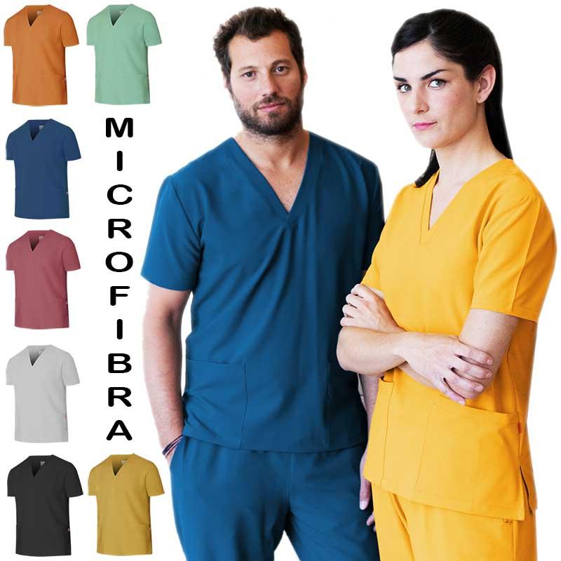 Casaca sanitaria Microfibra