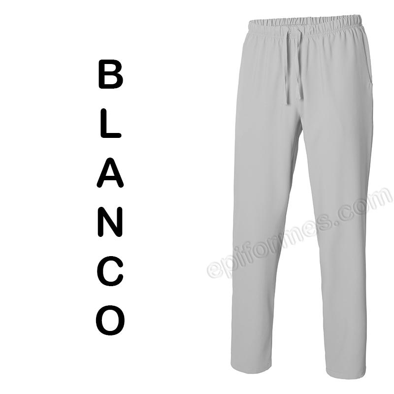 Pantalón de pijama sanitario, Microfibra