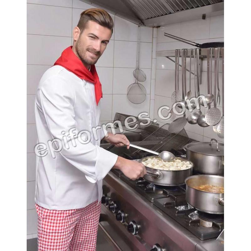 Pantalón cocina  cuadros unisex