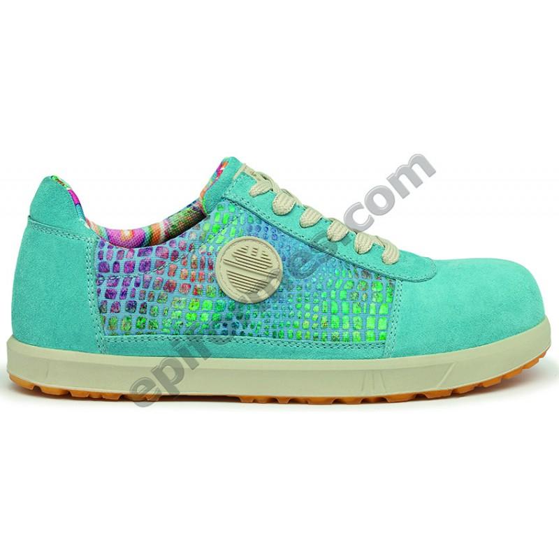 Zapato de seguridad Chica fantasía en 2 colores