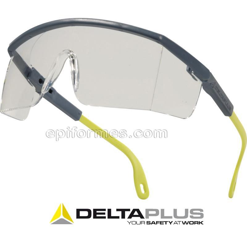 Gafas de protección KILIMANDJARO CLEAR