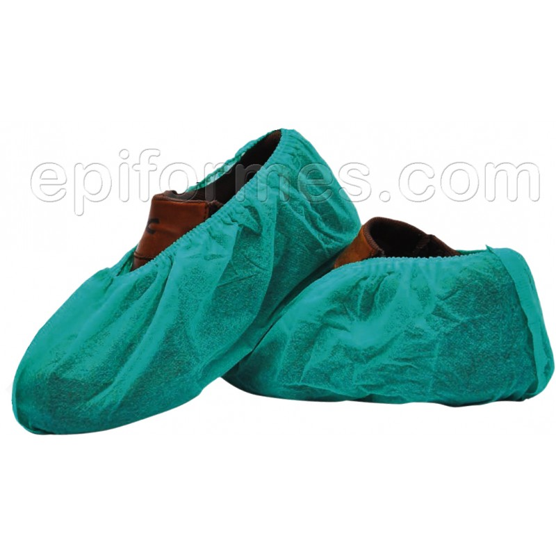 100 cubrezapatos en polipropileno TST, 4 colores