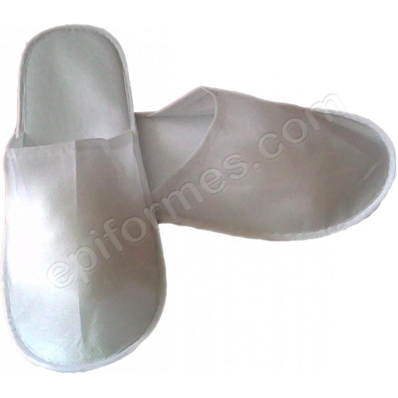 Zapatillas cerradas desechables
