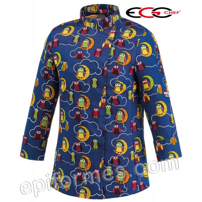 Chaqueta owls woman