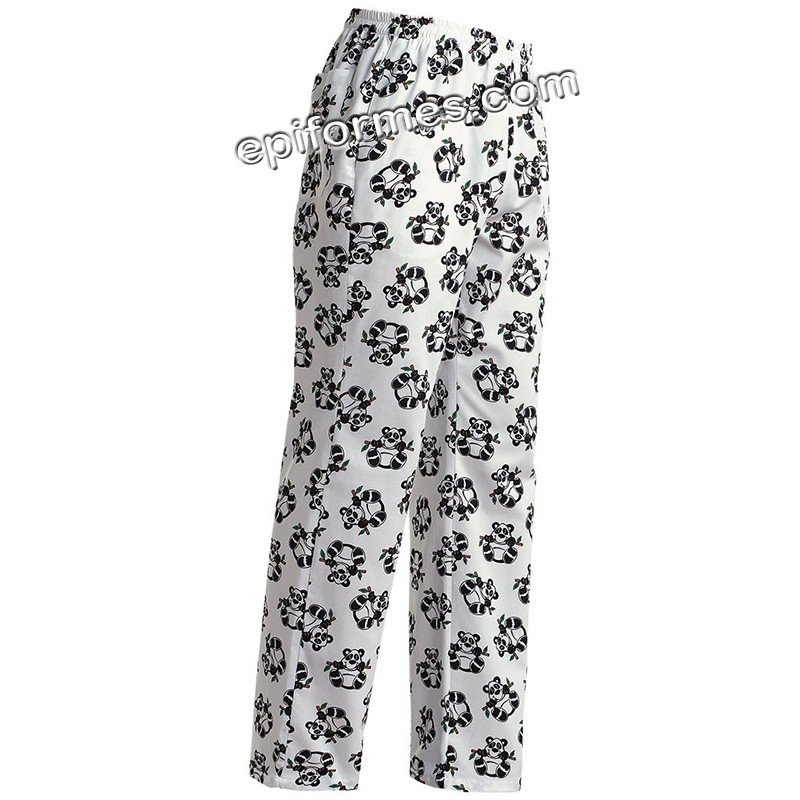 Pantalón Sanitario Ositos Panda