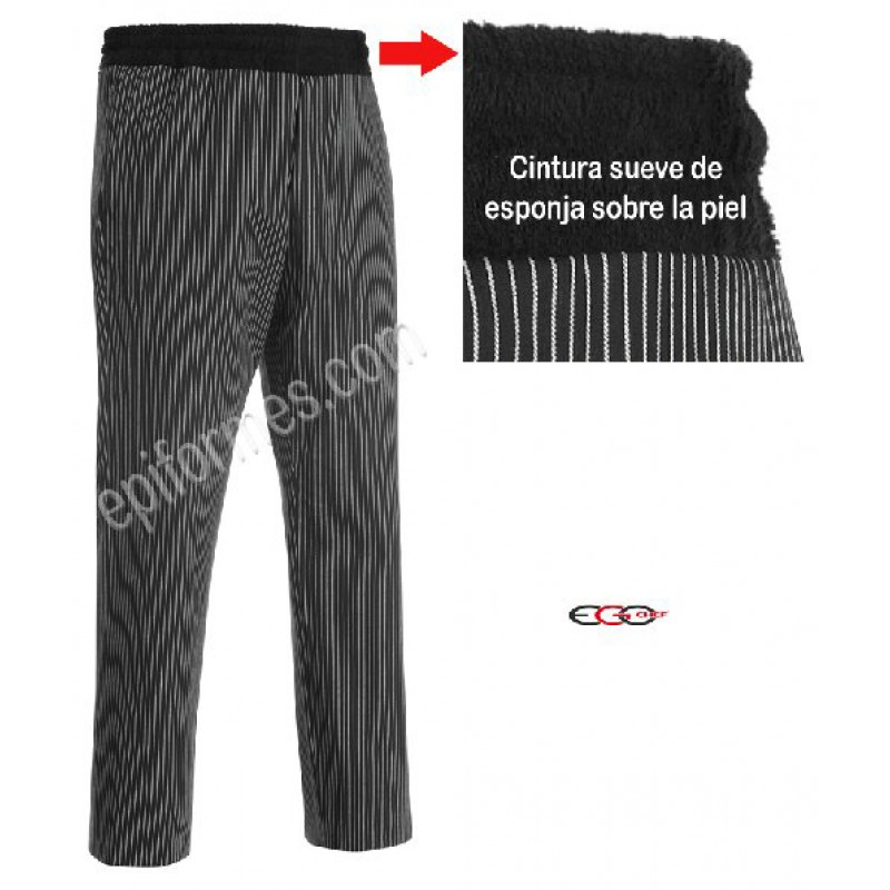 Pantalon Cintura Ancha Esponja (Superconfortable)