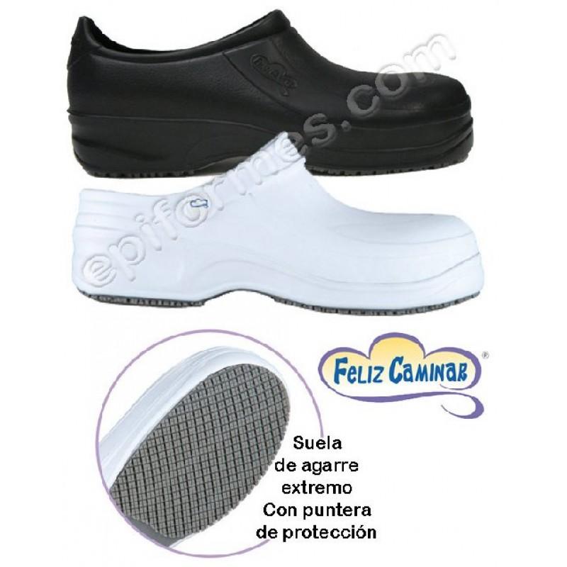 Zapato Agarre Extremo Y Refuerzo En Punta