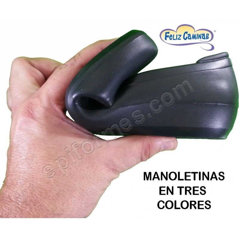 Manoletinas Goma eva muy ligeras