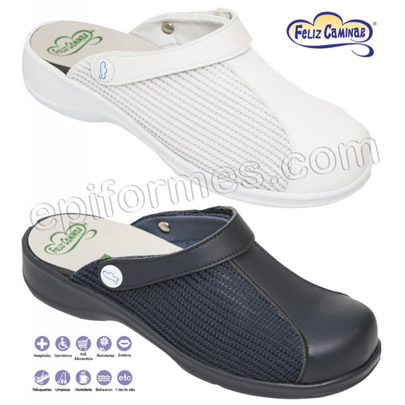Zueco para pies extremadamente sensibles