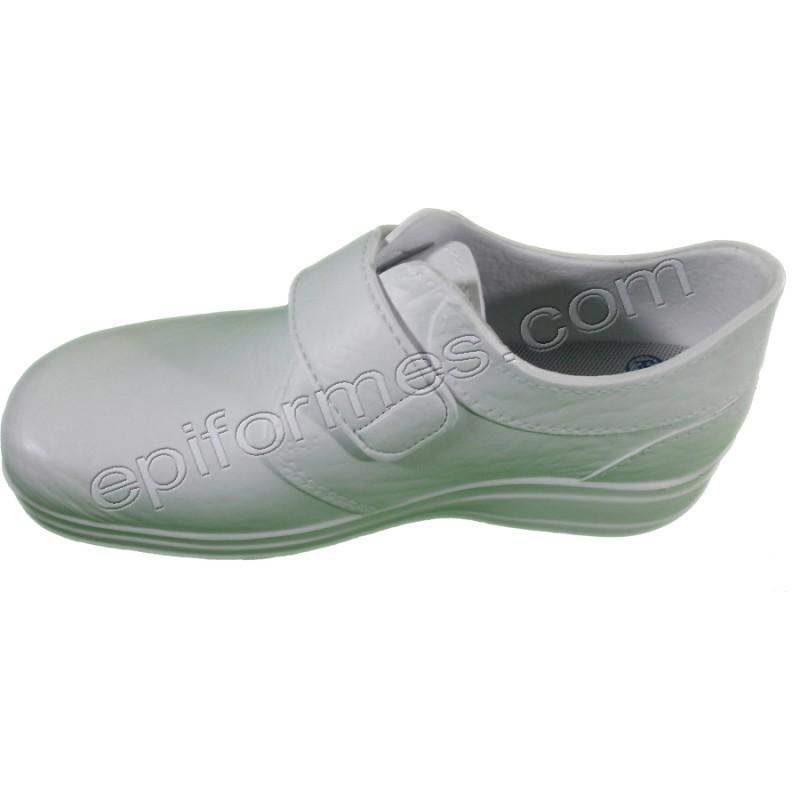 Zapato Flotante Con Velcro 100% Goma Eva.