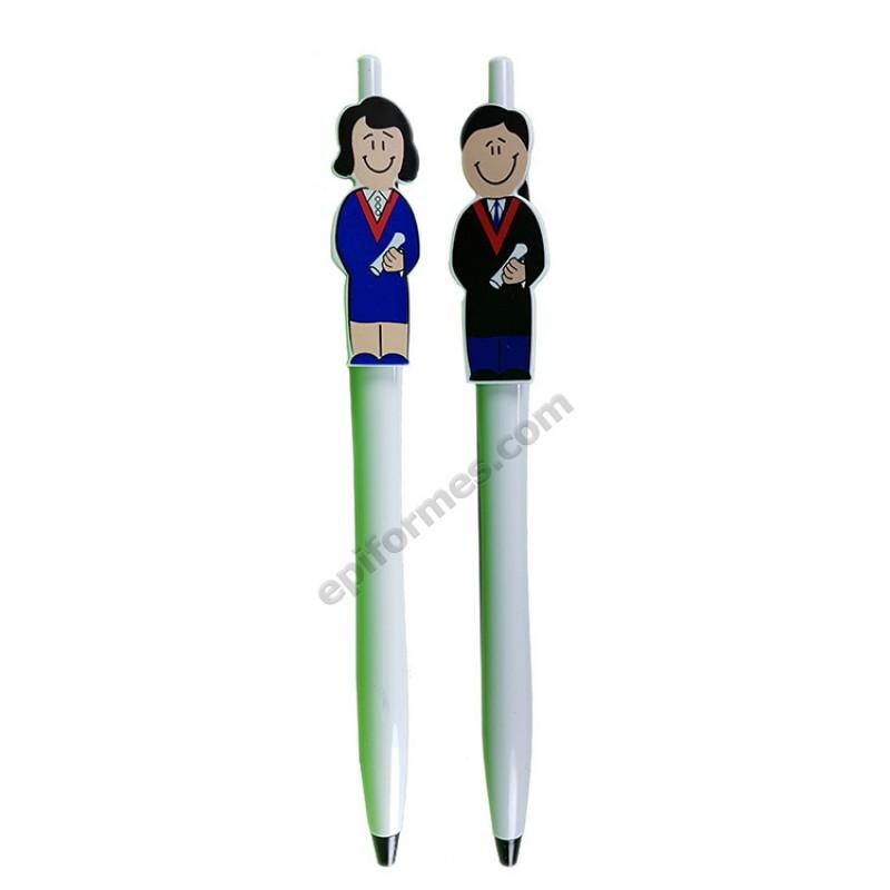 Pack 5 Bolígrafos estudiantes  (PREMIO INFANTIL)