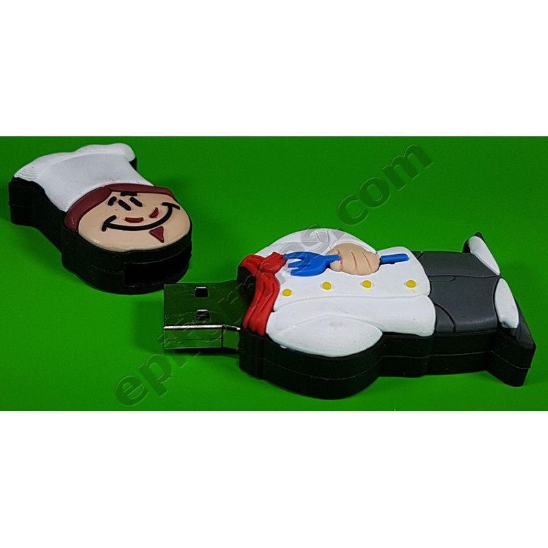 Memoria USB de cocineros 16Gb