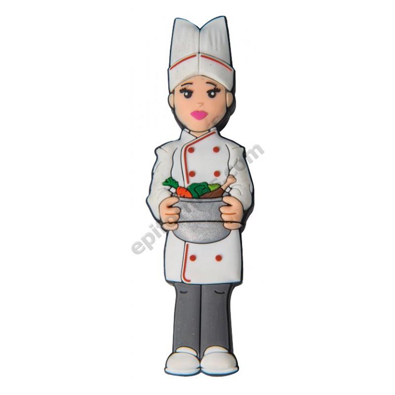 Memoria USB de cocineros 8Gb