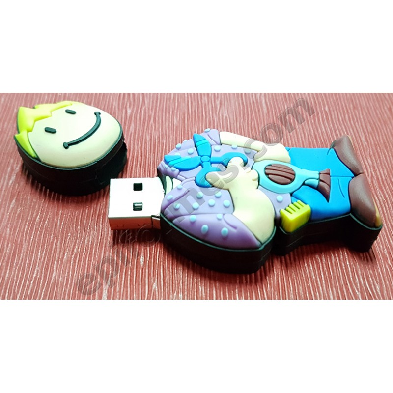 Memoria USB de peluquería 16Gb