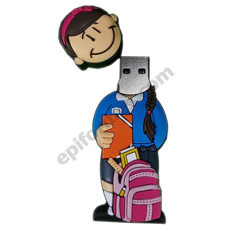 Memoria USB de estudiantes 16Gb