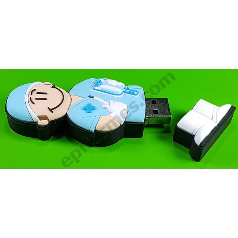 Memoria USB de enfermeros 8Gb