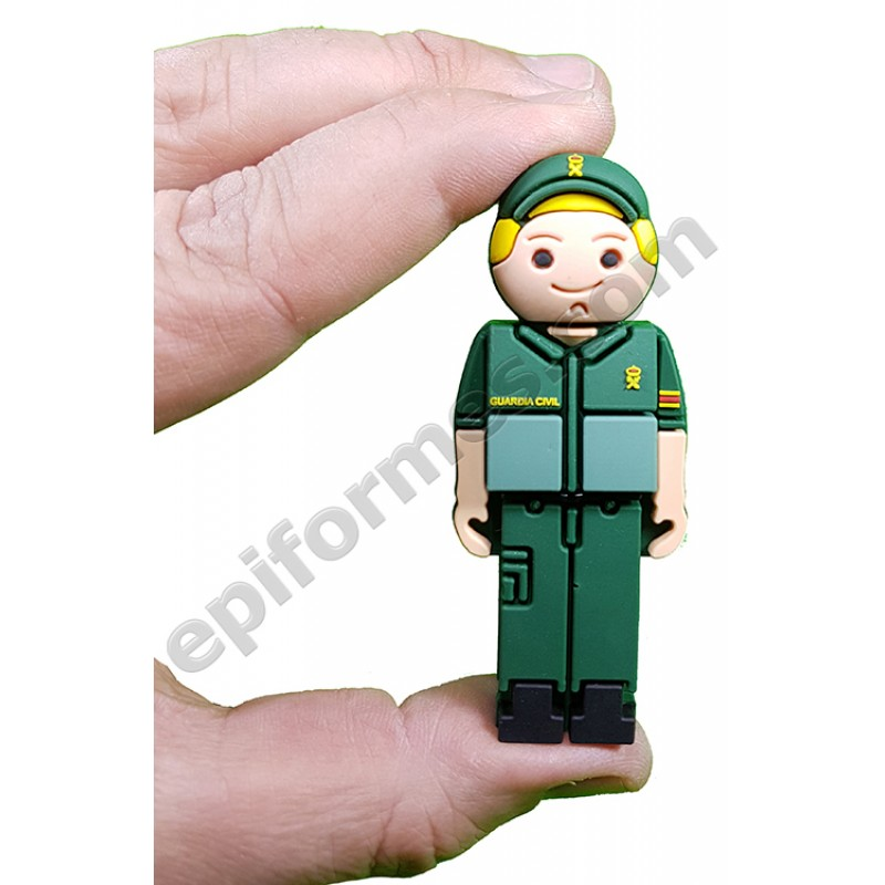 Memoria USB de Guardia civil  8Gb