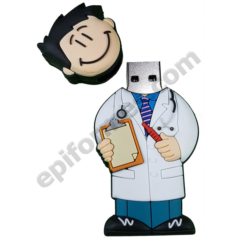Memoria USB de medicos 16Gb