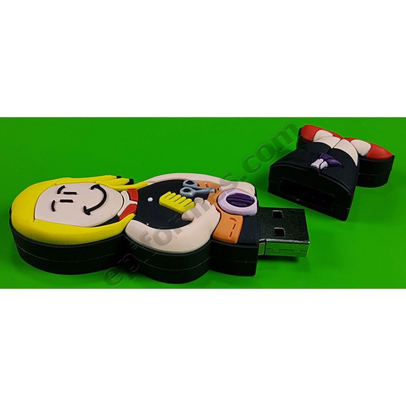 Memoria USB de peluquería 8Gb