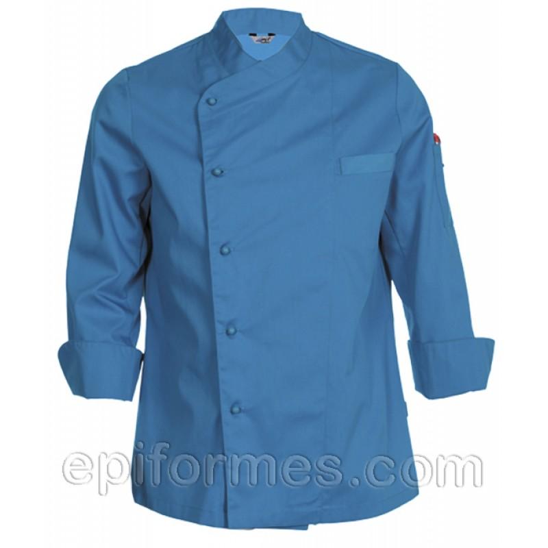 Chaqueta cocinero Teramo 9 Colores