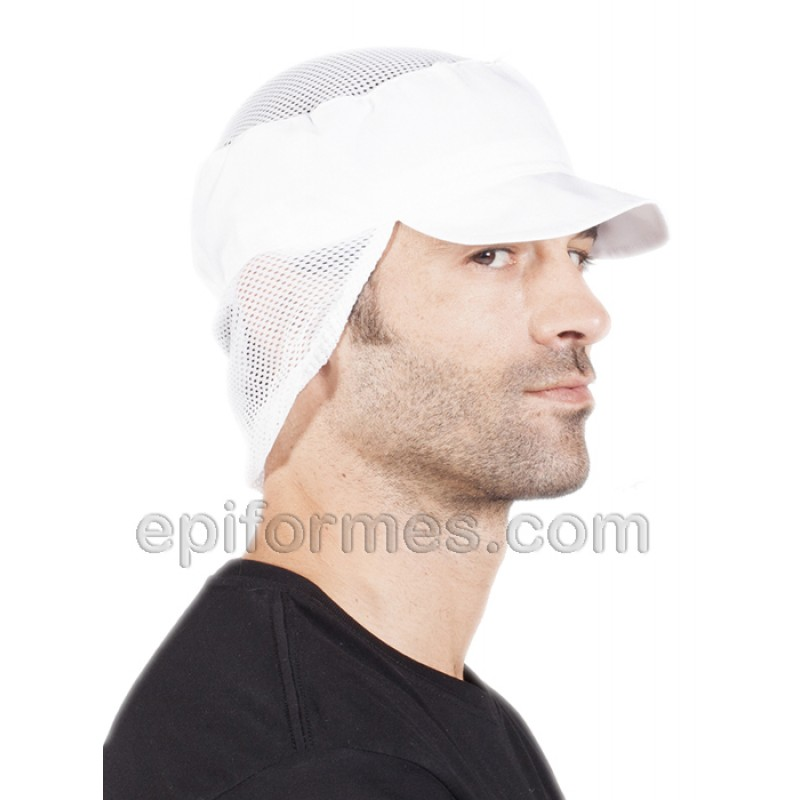 10 gorras cubrenuca