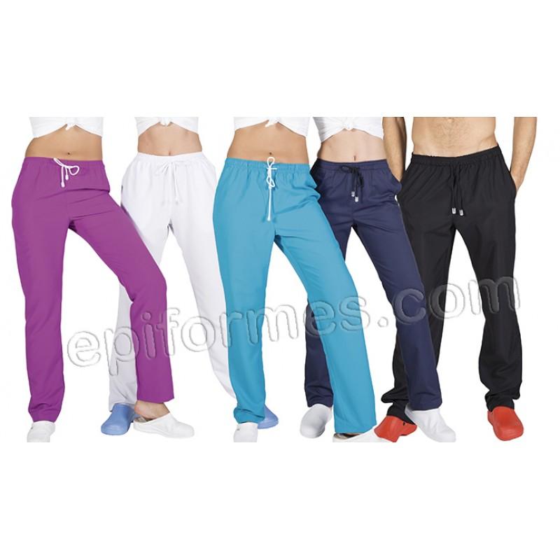 Pantalón de pijama MICROFIBRA 9 colores