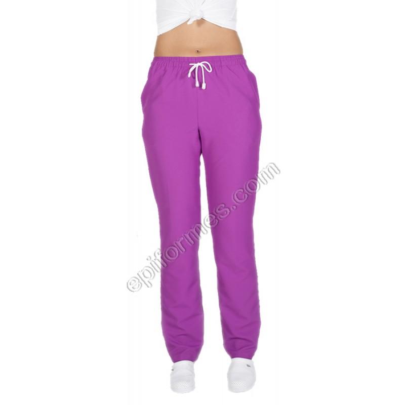 Pantalón de pijama MICROFIBRA 12 colores