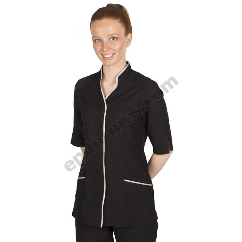 Blusa señora Cuba en blanca o negra