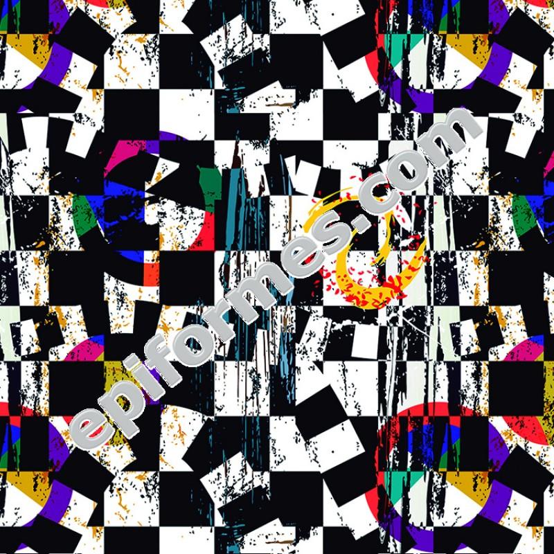 Pantalón Cocinero  mosaico