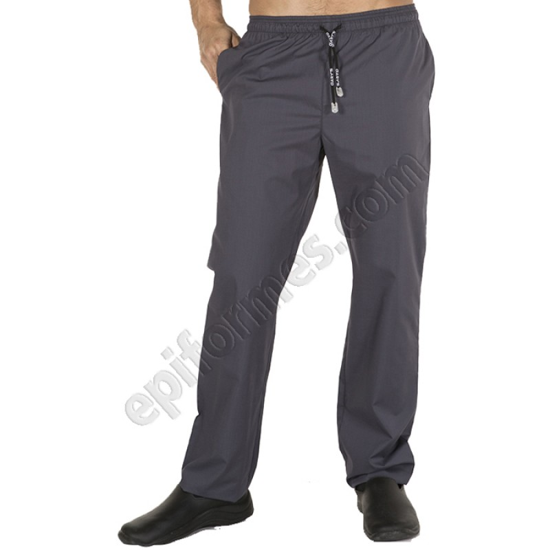 Pantalón Cocinero  tejido fino