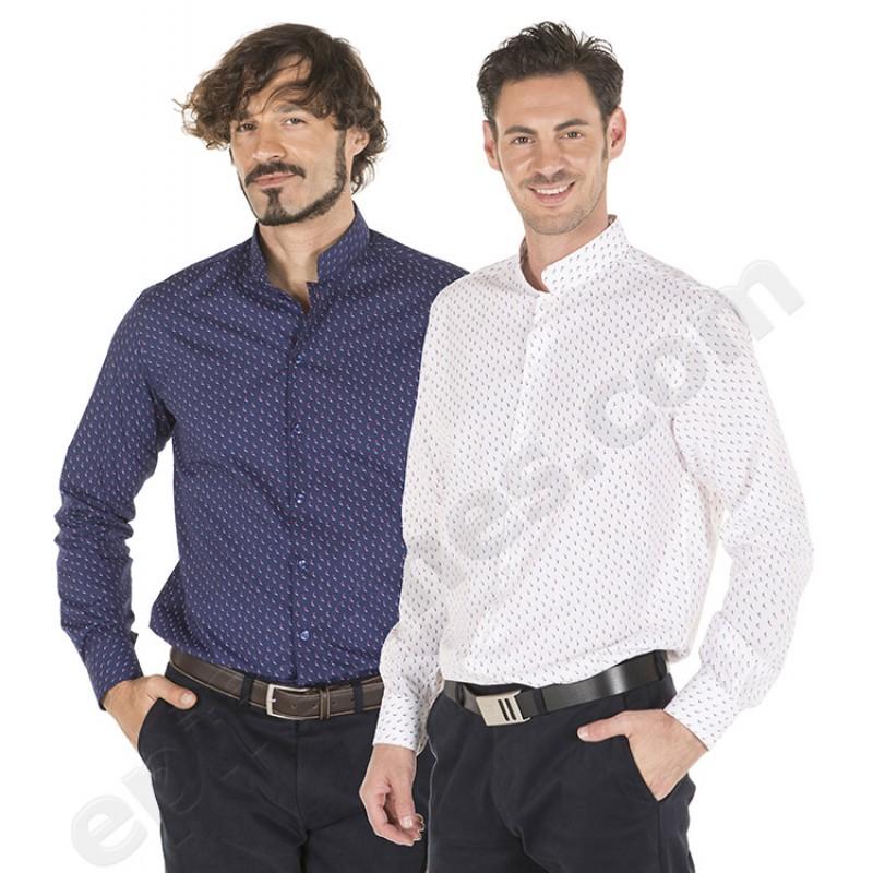 Camisa Fiore (Caballero) entallada