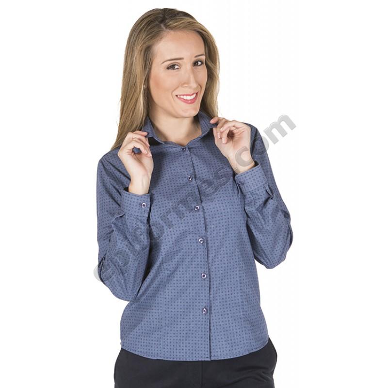 Camisa  (Señora) 3 colores