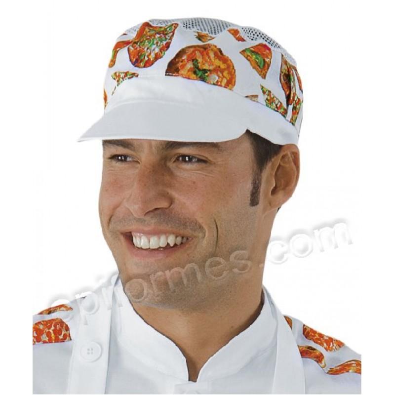 Gorra Con Visera Pizza