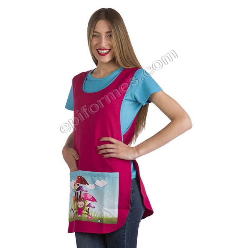 Estola maestra setas en bolsillo