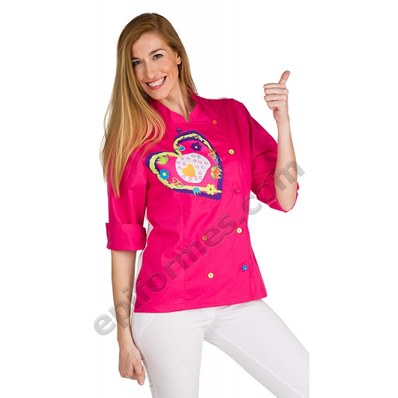 .Chaqueta fried heart señora