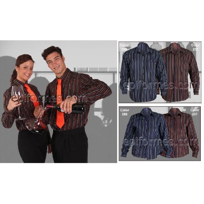 Camisa Elegante Rayas