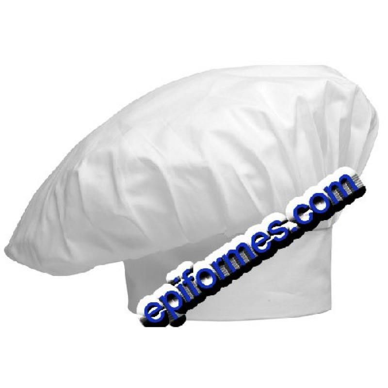 Gorro Cocina White