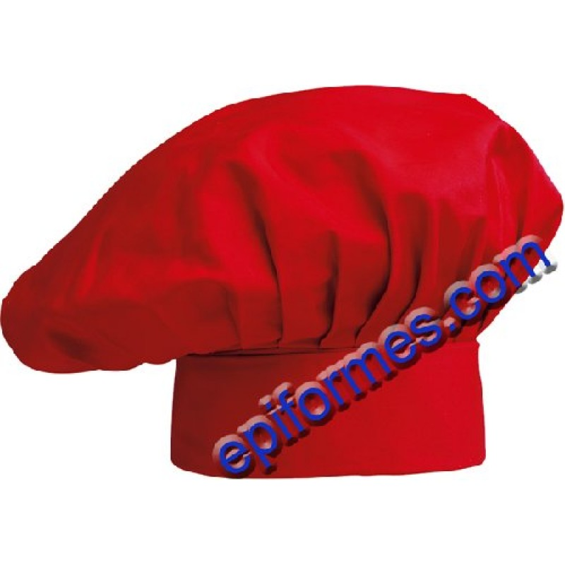 Gorro Cocina Red