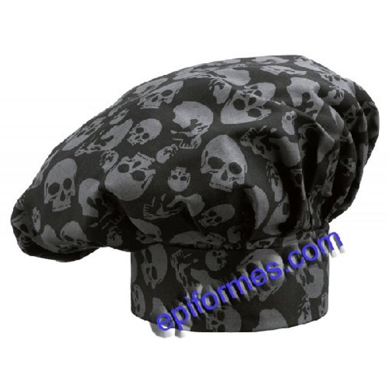 Gorro Cocina Skull