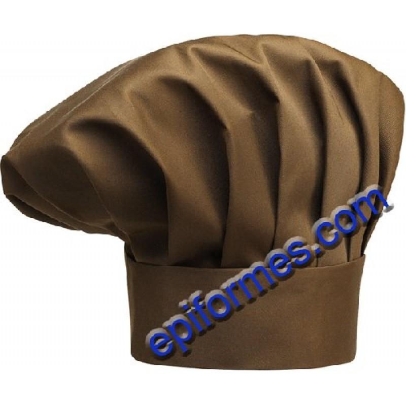 Gorro  Cocina  Marron