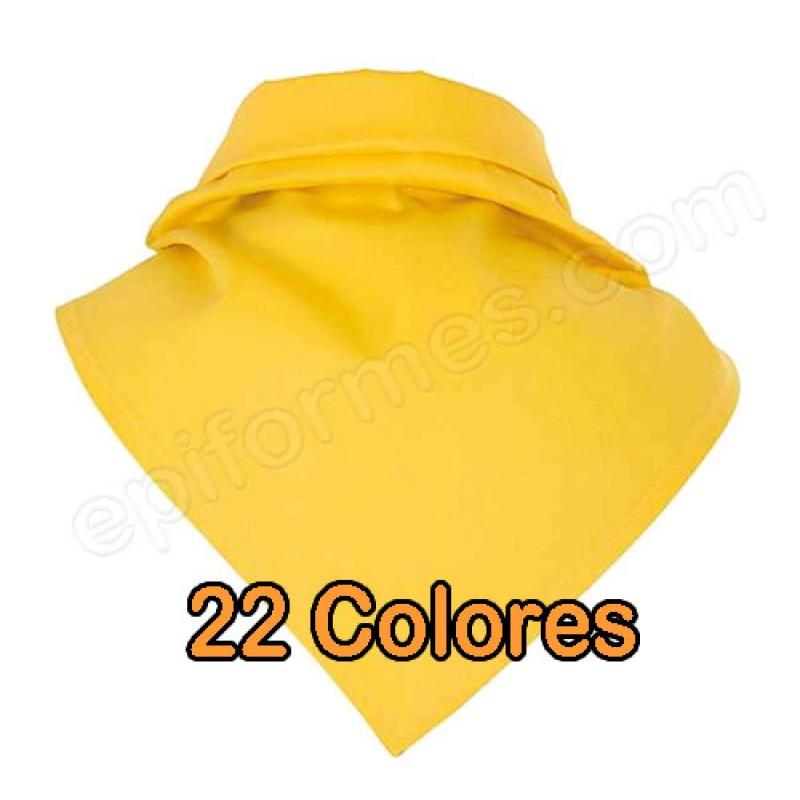 .Pañuelo triangular para cuello 22 colores