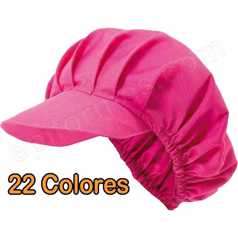 Cofia mujer 22 colores
