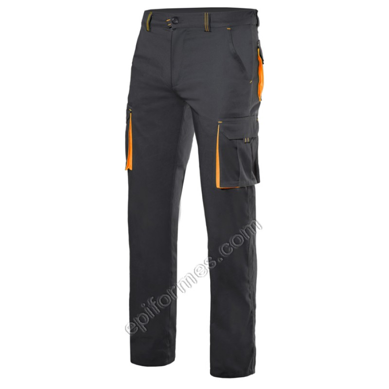 Pantalón multibolsillo Stretch