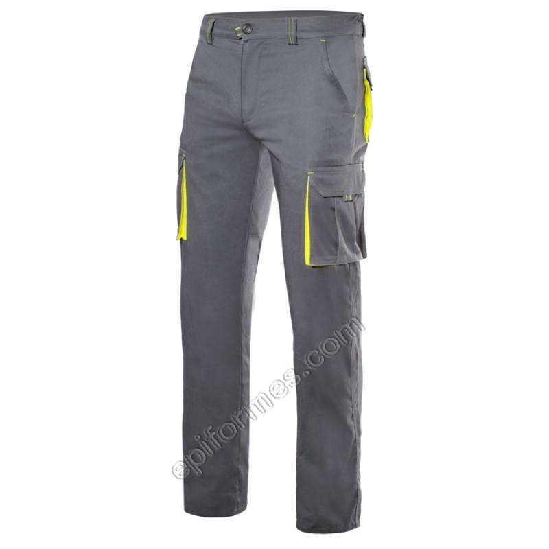 Pantalón multibolsillo Stretch