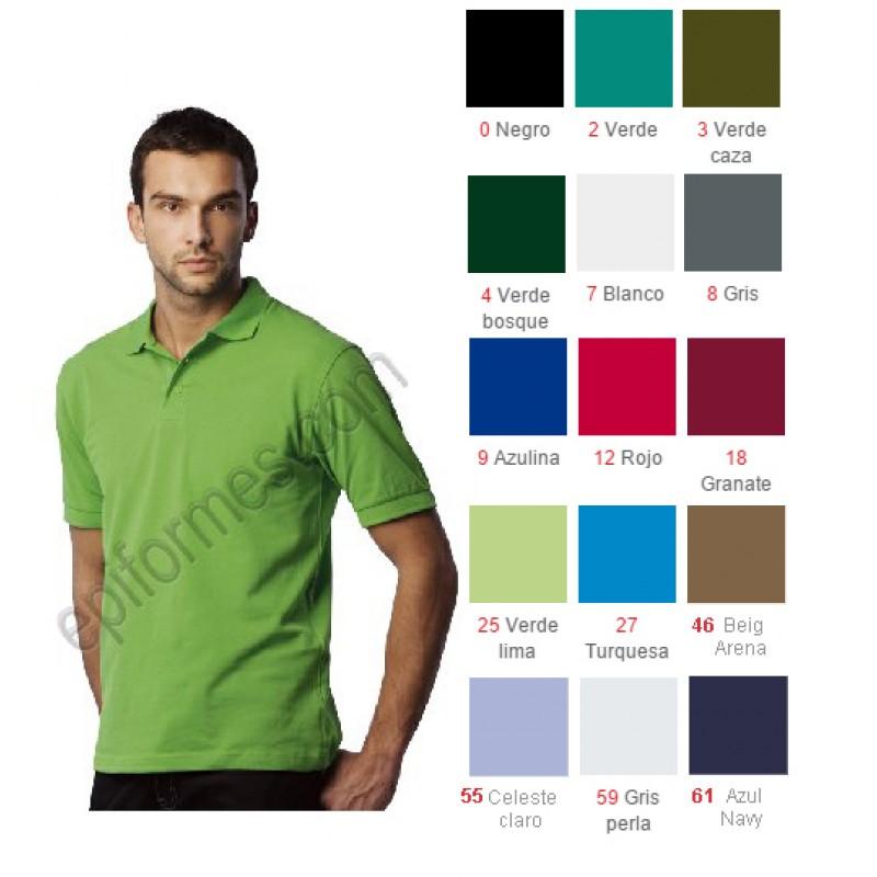 Polos 15 Colores
