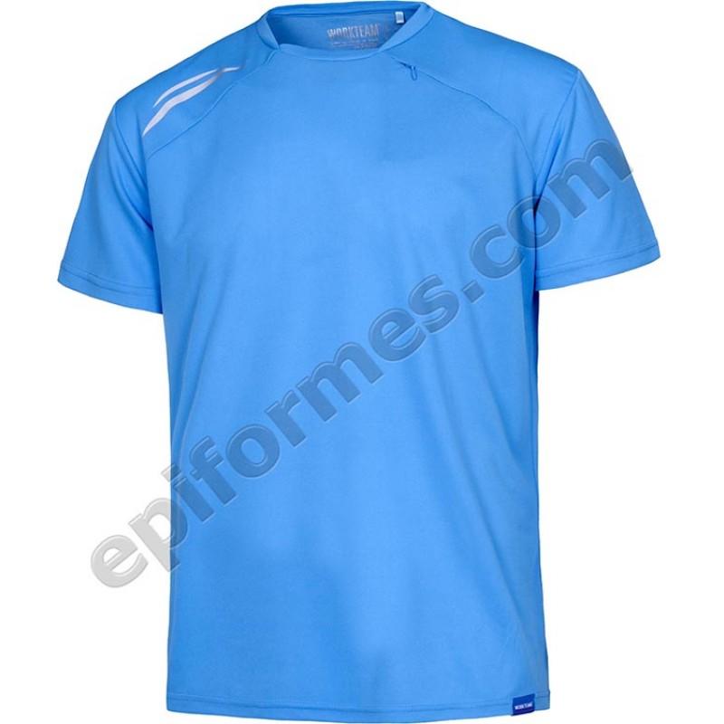 .Camiseta técnica con bolsillo